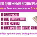 Пособие по денежным вознаграждениям. От 5735 рублей в день на генерациях 3-х алгоритмов! скачать бесплатно